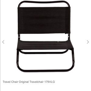 Travel Chair - Blue (Model 175VLG)